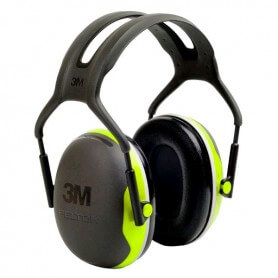 casque anti bruit Peltor X4