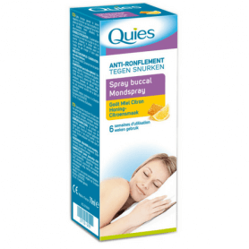 QUIES mondspray