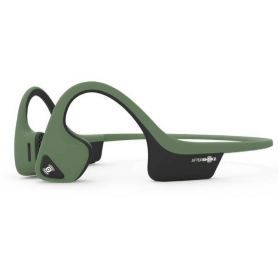 Trekz Air casque running AfterShokz vert